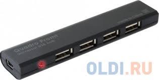 <b>Концентратор USB Defender Quadro</b> Promt (83200) — купить по ...