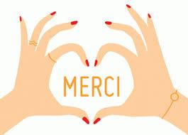 Carte Merci Dans Un Coeur De Mains : Envoyer une Carte Remerciement dès  0,99€ - Merci facteur