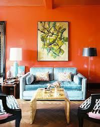 paint design ideasPaint walls  paint ideas for orange wall design  Interior Design