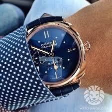 17 best images about watches daniel wellington men blue face gold panerai lust