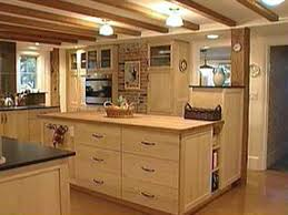 Colonial Kitchen Historic Colonial Adapts To Modern Age Hgtv