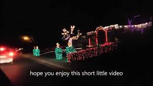 Smyrna Christmas Lights Christmas Lights Of Bakersfield Smyrna Cowboy Challenge Fail