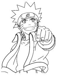 Naruto Coloring Pages 72 With Sheets Thanhhoacarcom