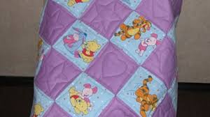 how to sew a pretty baby quilt diy home tutorial guidecentral you