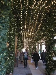 Nyc Tree Lighting 2015 Inside The Lord Taylor Holiday Greeneryat Lord Taylors