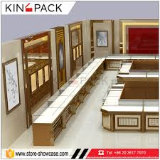 kingpack factory jewelry display cases design for jewelry shows