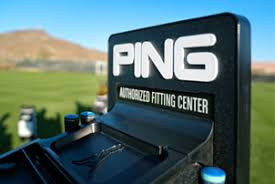 Ping Grip Chart Ping Fitting Process