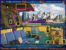 Want an addictive hidden object app? Vacation Quest Australia Walkthrough