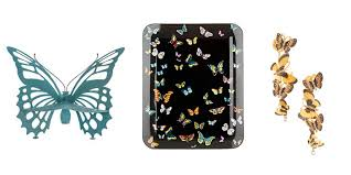 Butterfly Home Decor Accessories 100 Best Butterfly Decorations Cute Room Decor 85
