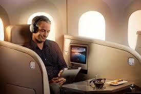 boeing 787 9 business premier seat