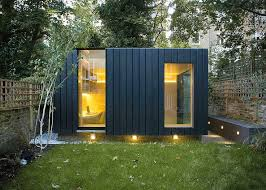 shed for living by fkda architects. garden room by neil dusheiko features walls of charred cedar shed for living fkda architects a