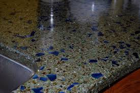 kitchen countertops recycled materials wow blog