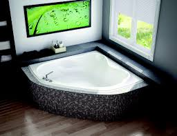 Corner Tub Dimensions Ideas — The Homy Design