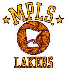 LakersWeb.net: Minnepolis Lakers and Los Angeles Lakers Logos