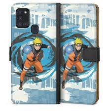 DeinDesign Handyhülle »Naruto Rasengan« Samsung Galaxy A21s, Hülle  Offizielles Lizenzprodukt Manga Naruto Shippuden online kaufen
