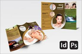 free photoshop wellness flyer free spa brochure templates download free wellness spa flyer psd