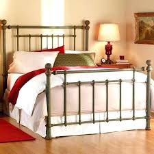 Industrial Pipe Bed The Best Frame Ideas On Rustic Metal Frames ...