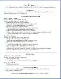Online Resume Format Pelosleclaire Com
