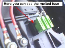 fuse box melted on battery skoda octavia mk i briskoda imagen2 zps81983b3c jpg