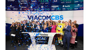 Cbs Trade Value Chart Week 6 Viacomcbs Ushers In New Era With Town Hall Nasdaq Opening