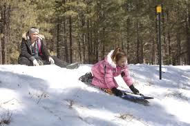 Photos: A day for snowplay | Local | azdailysun.com