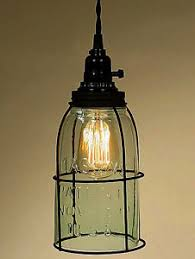 caged lighting. image is loading rustichalfgalloncagedmasonjaropenbottom caged lighting
