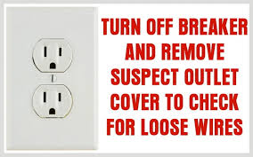 what to do if an electrical breaker keeps tripping in your home Electrical Fuse And Breaker Box Wall Unit turn off breaker and check behind outlet for loose wires