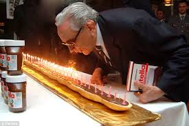 how michele ferrero invented ferrero rocher nutella kinder and  iconic michele ferrero pictured created some of the world s most famous chocolate treats