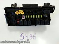 2006 06 jeep commander fusebox fuses box electrical relay control module unit