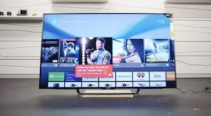 sony tv android. check out this sony 65-inch 4k ultra hd tv with android tv