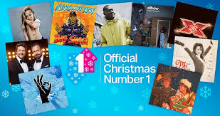 Official Christmas Number 1 2017 The Contenders