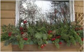 Christmas Window Box Decorations Christmas Window Box Decorations] 100 Unique Christmas Window Boxes 64