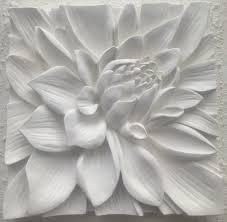 3d flower wall art wwwpixsharkcom images galleries on 3d white flower wall art with white 3d wall art elitflat