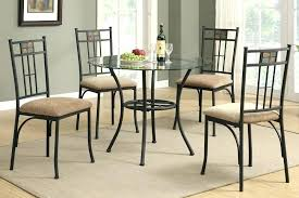 glass table dining set glass round table dining tables appealing round glass dining table set rectangular