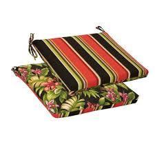 Alluring 18 X 20 Outdoor Seat Cushions Peak Season Panama Set 2