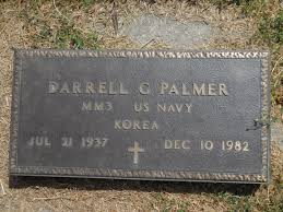 Darrell G. Palmer (1937-1982) - Find A Grave Memorial