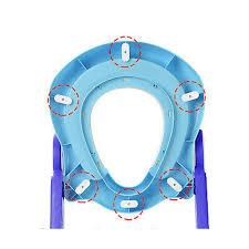 Toilettensitze für kinder & kleinkinder online kaufen bei mytoys. Pflege Toilettentrainer Wc Sitz Toilettensitz Mit Treppe Fur 1 7 Kinder Kabtel Mk