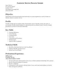 Call Center Resume Sample Customer Service Cover Letter