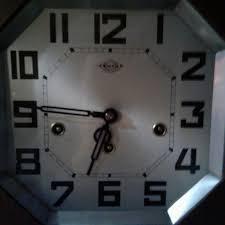 westminster girod marquette wall clock