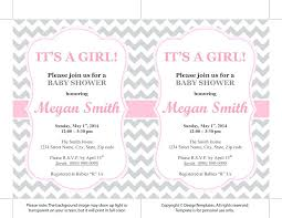 Free Microsoft Word Invitation Templates Interesting Baby Shower Invitations Templates Microsoft Word By Invitation For