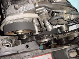 audipages timing belt replacement timing belt tensioning using two allen wrenches in the tensioner eccentric holes a screwdriver and a socket wrench see photo below