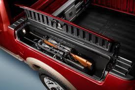 2011 Ram Outdoorsman Features Gun Rack Option For RamBox