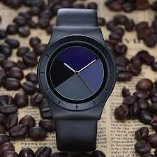 online get cheap futuristic watches for men aliexpress com 2016 break style futuristic luxury brand men women dress leather watches hour clock men fashion casual