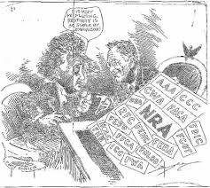 New Deal Programs Chart Answers Political Cartoon Modern American History