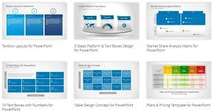 Powerpoint Theme Table Design asbestus