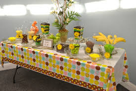 Table Style For Jungle Baby Shower Ideas  Baby Shower Ideas GalleryBaby Shower Jungle