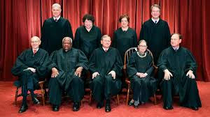 Meet The Supreme Court Justices
