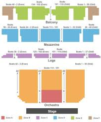 Logical Blue Gate Theater Seating Chart Oriental Theater