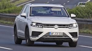 2018 volkswagen hybrid.  volkswagen 2018 vw touareg spy photo in volkswagen hybrid