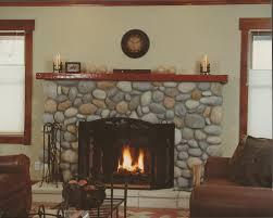 Rock Fireplace ...